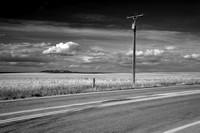 Road, Pole, Sky - Road Trip