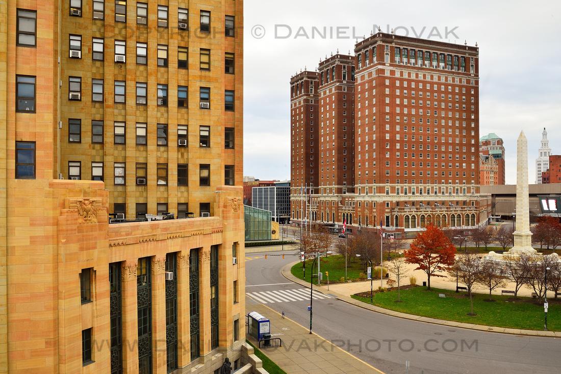 Buffalo, NY Cityscapes Gallery of Photographs