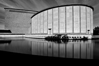 Sideview of Kleinhans Music Hall