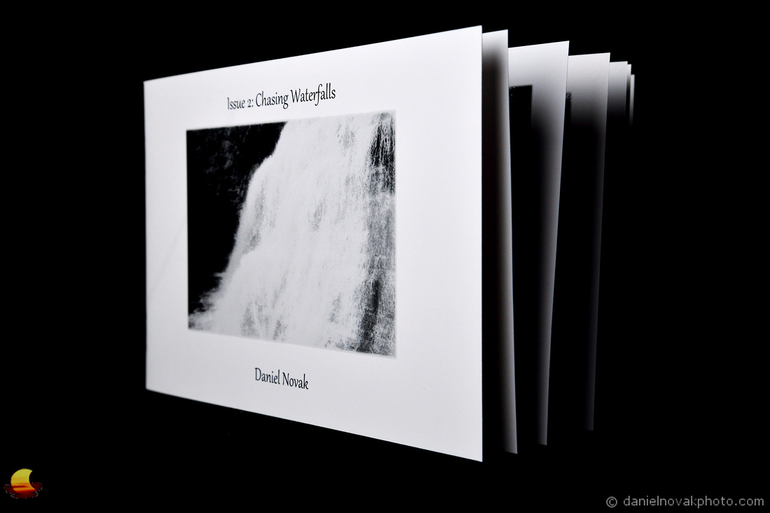 Zine Issue 2: Chasing Waterfalls in New York State Parks