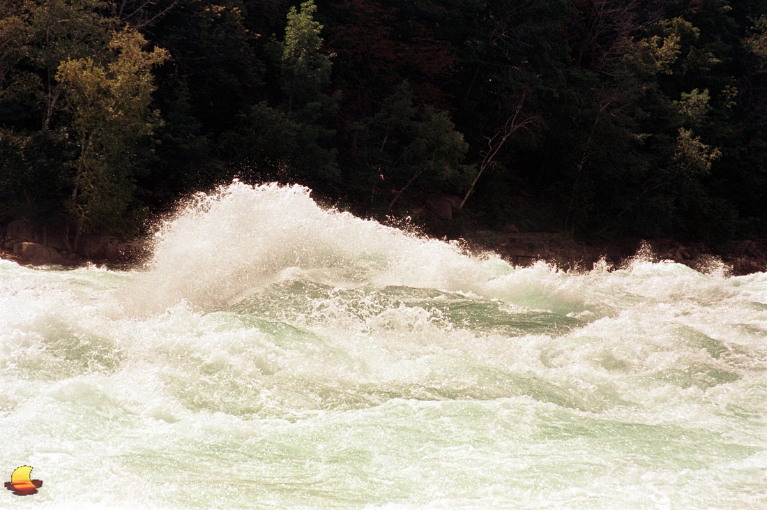 Niagara Rumble, Lower Niagara River Rapids