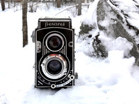 Flexaret V in Snow