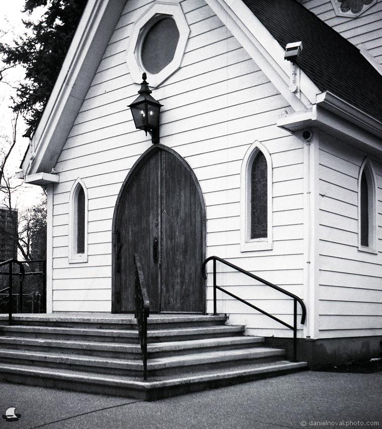 Church Steps, Burlington, Ontario, Canada