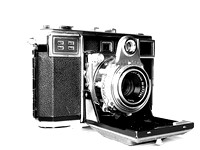 Zeiss Ikon Contessa, a 35mm Rangefinder Film Camera