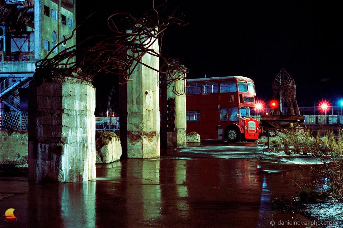 Bus 'round the Corner, Buffalo, NY