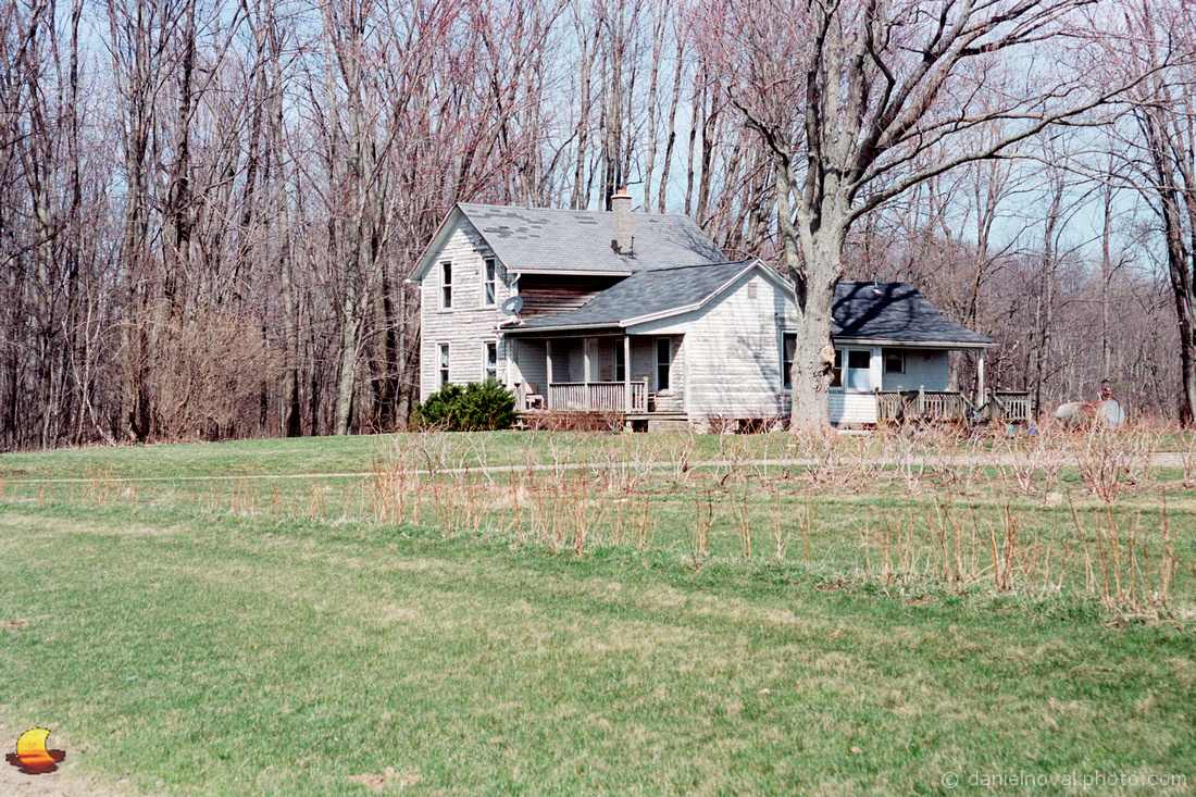 Farmhouse, Buffalo's Rural Southtowns