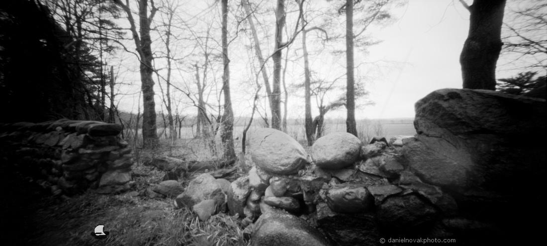 Broken Stone Wall - WPPD 2020