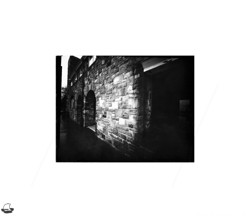 Stone Wall - Worldwide Pinhole Photography Day (WPPD) 2020