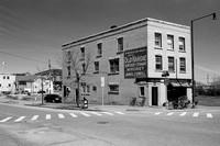Swannie House, First Ward, Buffalo, New York (NY) - Originally the Swanerski House