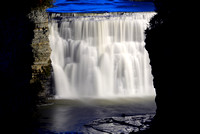 Middle Falls Bright & Clear, Letchworth State Park