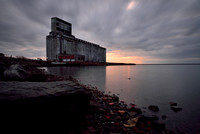 The Old Faithful Cargill Pool Grain Elevator, Gallagher Beach, Buffalo, NY