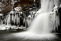 Winter Roar at Akron Falls, Buffalo and Western New York's Waterfall Gem
