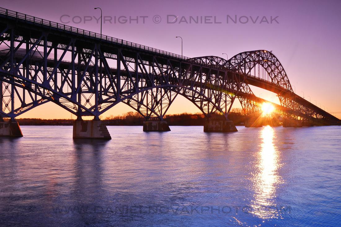 Buffalo Bridges Collection of Photographs