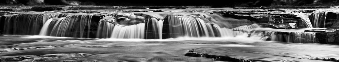 West Branch Cazenovia Creek above Colden Falls, Colden, New York (NY) near Buffalo, NY.