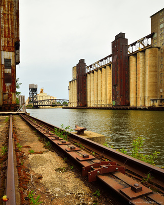 Concrete Giants of Elevator Alley, Grain Elevators of Buffalo, NY
