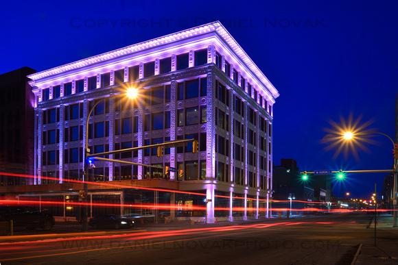 Curtiss Hotel Blues