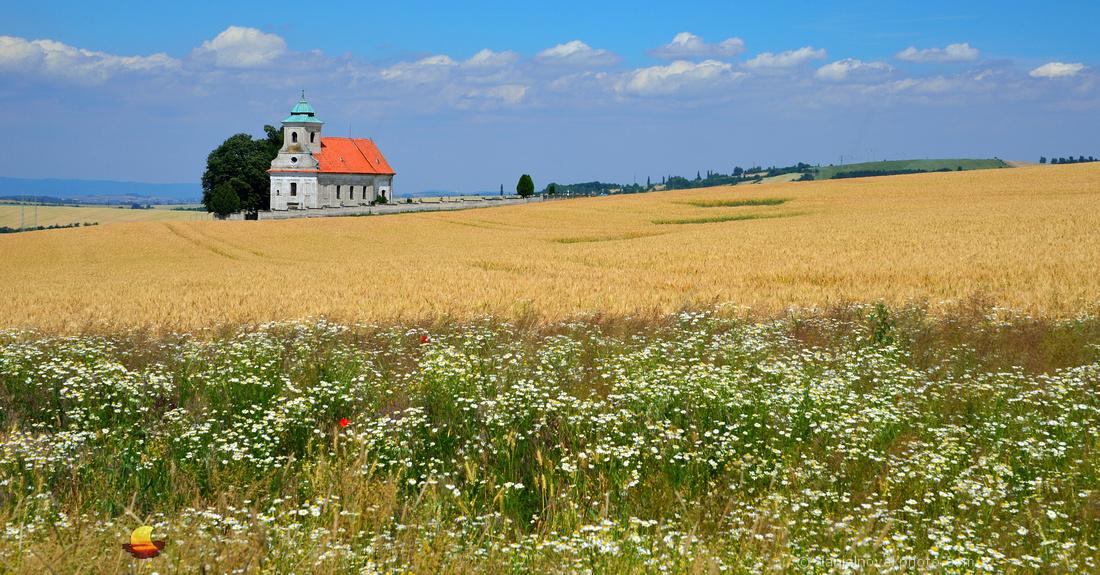 Kostel sv. Jakuba - St. Jacob Church, Moravia, Czech Republic