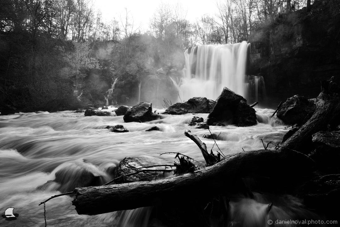 Akron Falls Rumble, High Water on Murder Creek