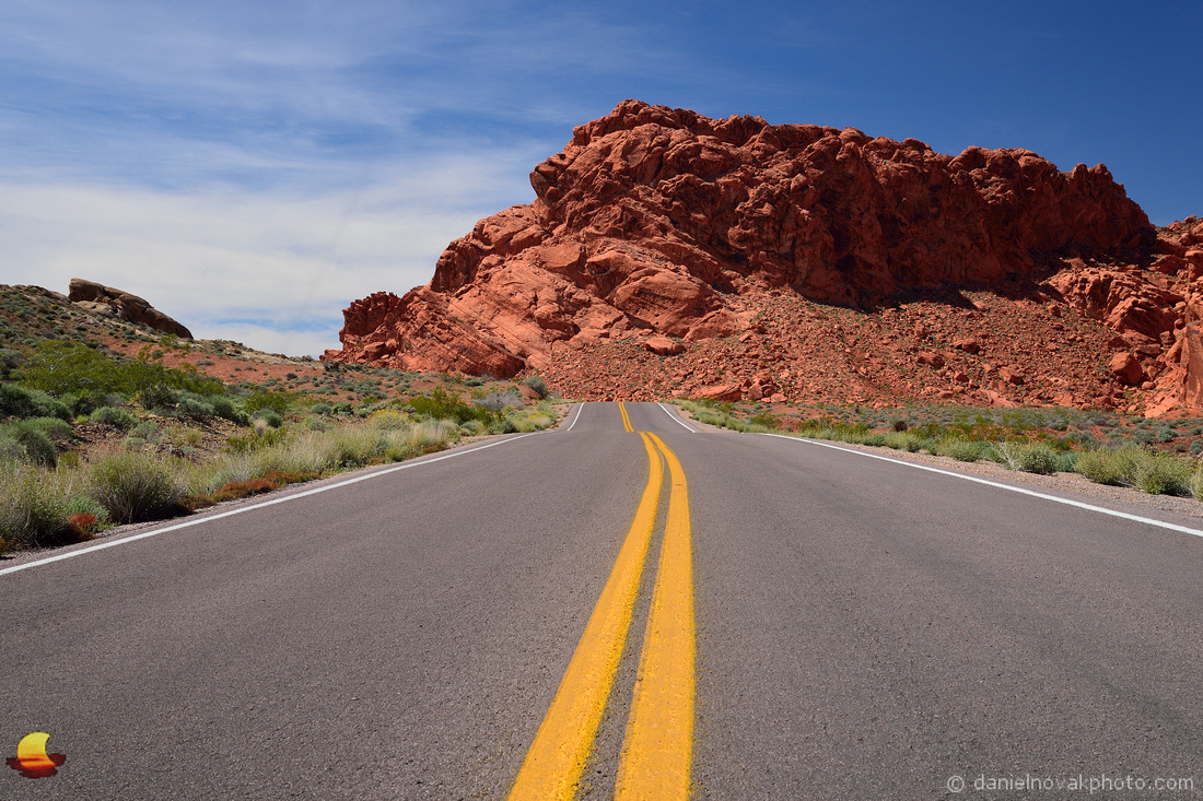 The Double Yellow, Valley of Fire State Park, Nevada