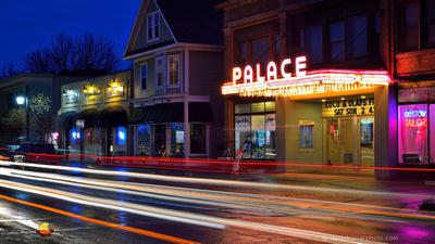 Theater for Rainy Days, Palace Theatre, Hamburg, NY