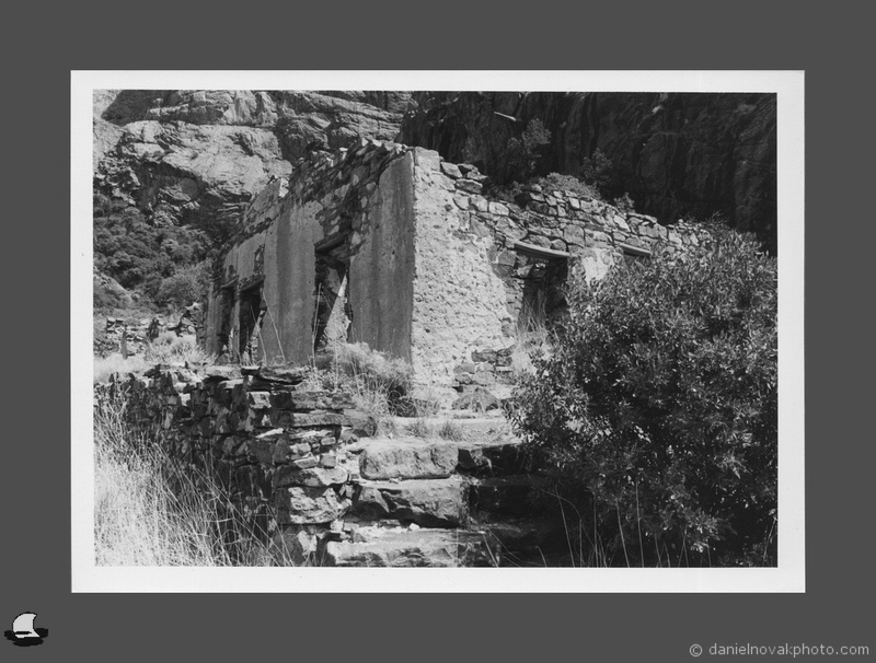 Road Trip 2018: Darkroom Prints - Van Patten's Mountain Camp