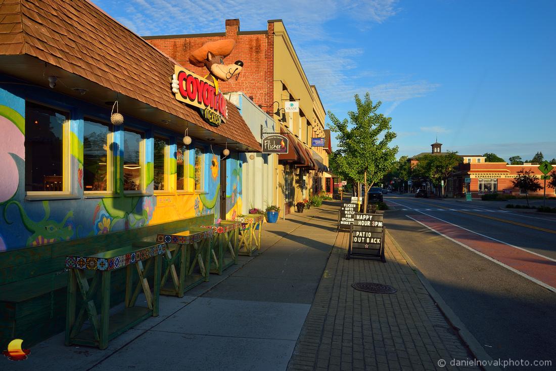 Coyote Cafe Mexican Restaurant at Sunrise, Hamburg, NY