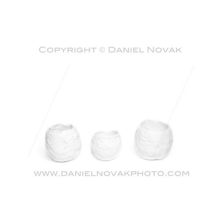 Daniel Novak Photo | Abstracts & Patterns | Paper Mache Bowls