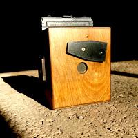 Lensless 4x5 Pinhole Camera