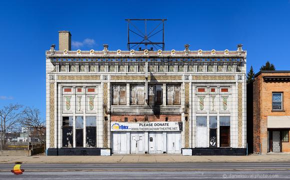 Broadway - Sattler Theatre, Buffalo, NY