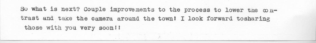 Typewriter Blog, Paragraph 6