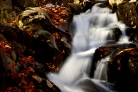 Falling Water of Fall, hiking the Shenandoah National Park