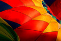 Bright and Happy Colors, Hot Air Balloon